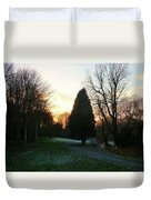 Figgate Sunset Duvet Cover