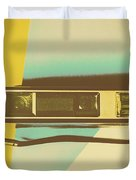 Film Fades Duvet Cover