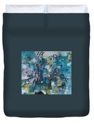 Finding Magnificence Duvet Cover