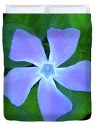 Five Petals Duvet Cover