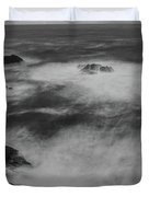 Flat Water Surface Duvet Cover