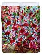 Floral Life Duvet Cover