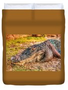 Florida Gator 1 Duvet Cover