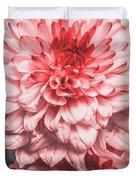 Flower Buds Duvet Cover