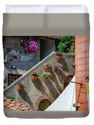 Flowering Duvet Cover
