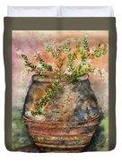 Flowers For Kallie Duvet Cover