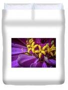 Flowers Within Flowers Duvet Cover