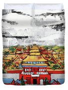 Forbidden City 2 201909 Duvet Cover