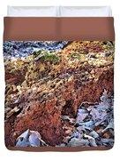 Forest Floor Fuel Duvet Cover