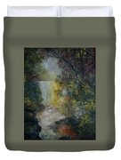 Forest Murmers Duvet Cover
