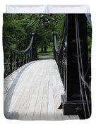 Forest Park Walkway 2019 Duvet Cover