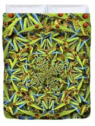 Forms Of Nature #14 Duvet Cover