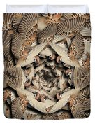Forms Of Nature #16 Duvet Cover