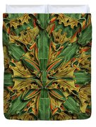 Forms Of Nature #18 Duvet Cover