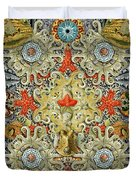Forms Of Nature #5 Duvet Cover