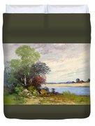 Fox River 1909 Duvet Cover