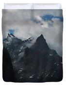 French Alps Region II Duvet Cover