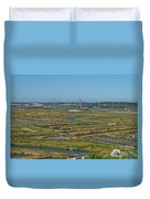 From Algarve To Andalusia Duvet Cover