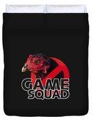 Game Squad Duvet Cover