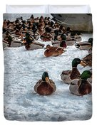 Gathering #i3 Duvet Cover by Leif Sohlman