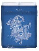 Gear Patent Design Duvet Cover