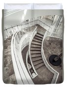 Getty Stairs Duvet Cover