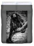 Gibbon Duvet Cover