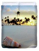 Gili Shell Duvet Cover
