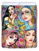 Glamorous India Duvet Cover