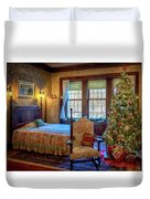 Glensheen Chester's Bedroom Duvet Cover by Susan Rissi Tregoning