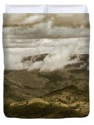 Glorious Cloud Cover Duvet Cover