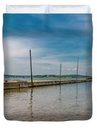 Goat Island Shore Gorgeous Happy Day Duvet Cover