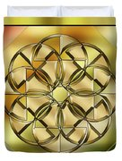 Gold Design 24 Duvet Cover