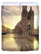 Gothic Church Duvet Cover