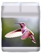 Grace In Motion Duvet Cover