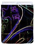 Graffiti 10 Duvet Cover