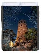 Grand Canyon Desert Tower Duvet Cover