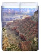 Grand Canyon View 4 Duvet Cover by Dawn Richards