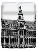 Grand Palace, Brussels Duvet Cover