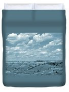 Grasslands Shadow Dance Duvet Cover