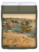 Grassy Ridge Reverie Duvet Cover