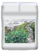 Great Wall Of China 201839 Duvet Cover