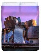 Guggenheim Museum - Bilbao, Spain Duvet Cover