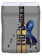 Guitar 4 Duvet Cover