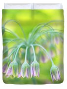 Sicilian Honey Lily Duvet Cover