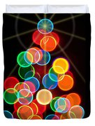 Happy Holidays - 2015-r Duvet Cover