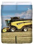 Harvest Time Duvet Cover by Ann E Robson