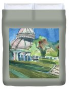 Haupt Conservatory At Nybg Duvet Cover