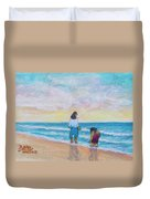 Hawaii Beach #492 Duvet Cover