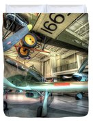 Hawker Hurricane Duvet Cover